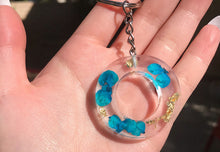 Load image into Gallery viewer, Resin Keychain Letter O