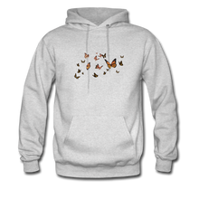 Load image into Gallery viewer, Unisex Butterfly Sweatshirt - ash