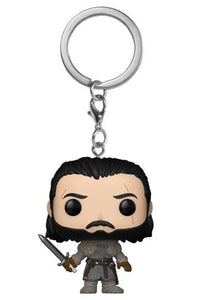 Jon Snow Wall porte-clés POP!