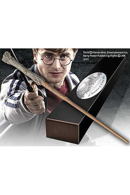 Harry Potter réplique baguette de Harry Potter(édition personnage)