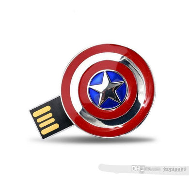 Clé USB 8Gb Captain America
