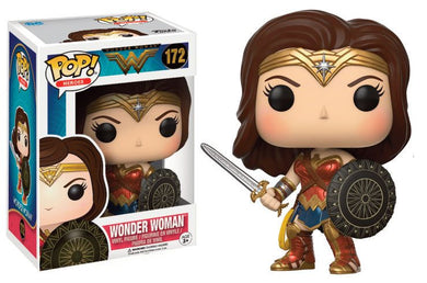 Heros POP! Wonder Woman