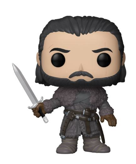 Television POP! Jon Snow (Beyond the Wall)