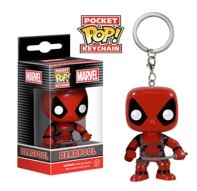 Heros porte-clés POP! Deadpool