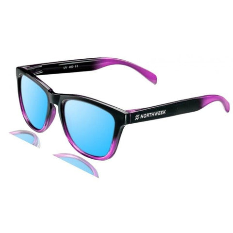 Northweek gafas de sol unisex GRADIANT Salina lente ice blue polarizada - About U Spain