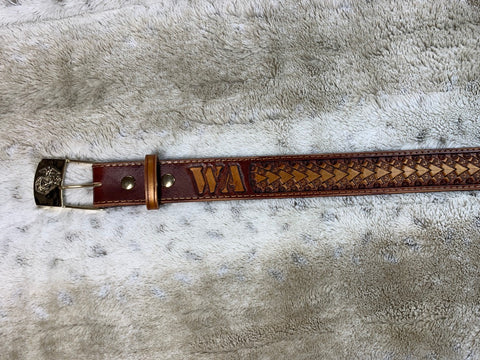USMC Belt for DM - Leatherneck Leathercrafts