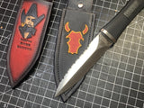 Dual SOG Pentagon knife/Sheath Combos for DH - Leatherneck Leathercrafts
