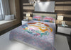 Image of Mermaid Circle of Life #10 - Toddler, Twin, Twin XL, Full, Queen - Comforter & Duvet