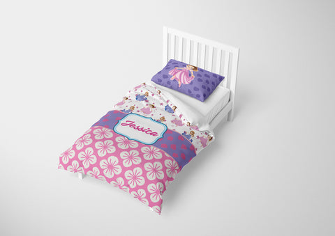 Princess #1 Girls Comforter & Duvet Bedding Set-Twin,Twin XL,Full,Toddler,Queen