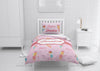 Image of Lovely Princess #7 Girls Comforter & Duvet Bedding Set-Twin,Twin XL,Full,Toddler,Queen