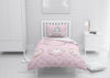 Image of 3 Unicorns #3 Girls Comforter & Duvet Bedding Set-Twin,Twin XL,Full,Toddler,Queen