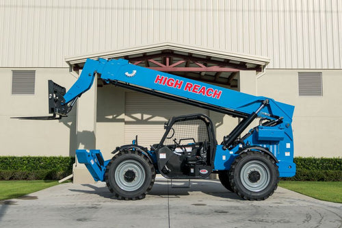 56 ft, 10,000 lb, Diesel, Telehandler For Rent