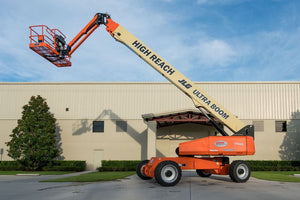 120 ft, Diesel, Telescopic Boom Lift For Rent