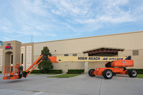 135 ft, Diesel, Telescopic Boom Lift For Rent