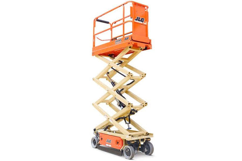 19 ft, Electric, Scissor Lift For Sale