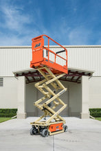 Load image into Gallery viewer, 19 ft, Electric, Scissor Lift For Rent