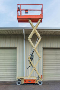 20 ft, Electric, Scissor Lift For Rent