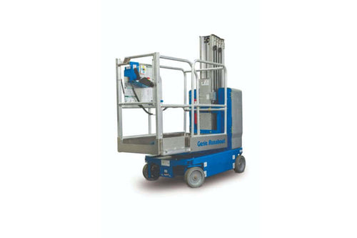 20 ft, 2,000 lb, Electric, Scissor Lift For Sale