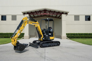 6k, Diesel, Mini Excavators For Rent