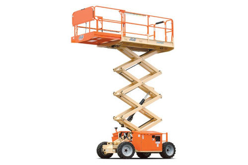 26 ft, Diesel, Scissor Lift For Sale