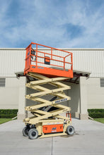 Load image into Gallery viewer, 26 ft, Electric, Scissor Lift For Rent