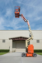 Load image into Gallery viewer, 30 ft, Electric, Articulating Boom Lift For Rent