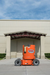 30 ft, Electric, Articulating Boom Lift For Rent