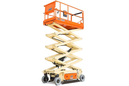 32 ft, Electric, Scissor Lift For Sale