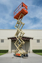 Load image into Gallery viewer, 32 ft, Electric, Scissor Lift For Rent