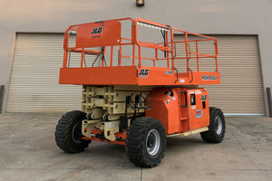33 ft, Diesel, Scissor Lift For Rent