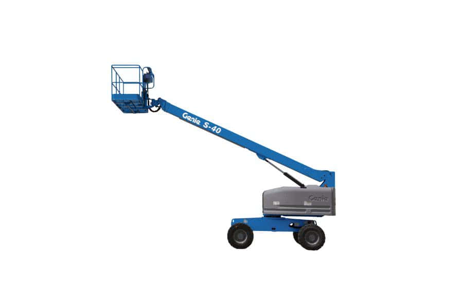 40 ft, Diesel, Telescopic Boom Lift For Sale