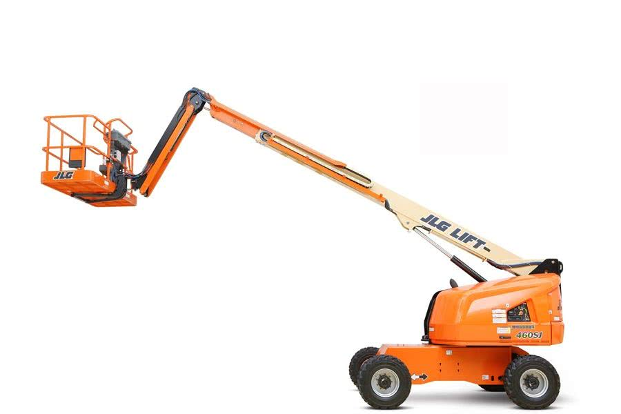 46 ft, Diesel, Telescopic Boom Lift For Sale