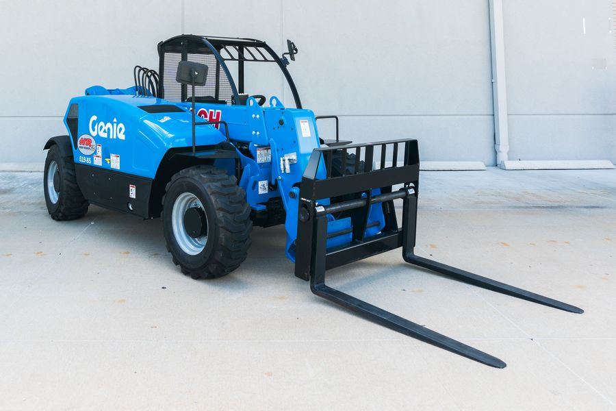 19 ft, 5,500 lb, Diesel, Telehandler For Rent