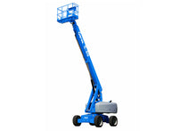 Load image into Gallery viewer, 60 ft, Diesel, Telescopic Boom Lift For Rent