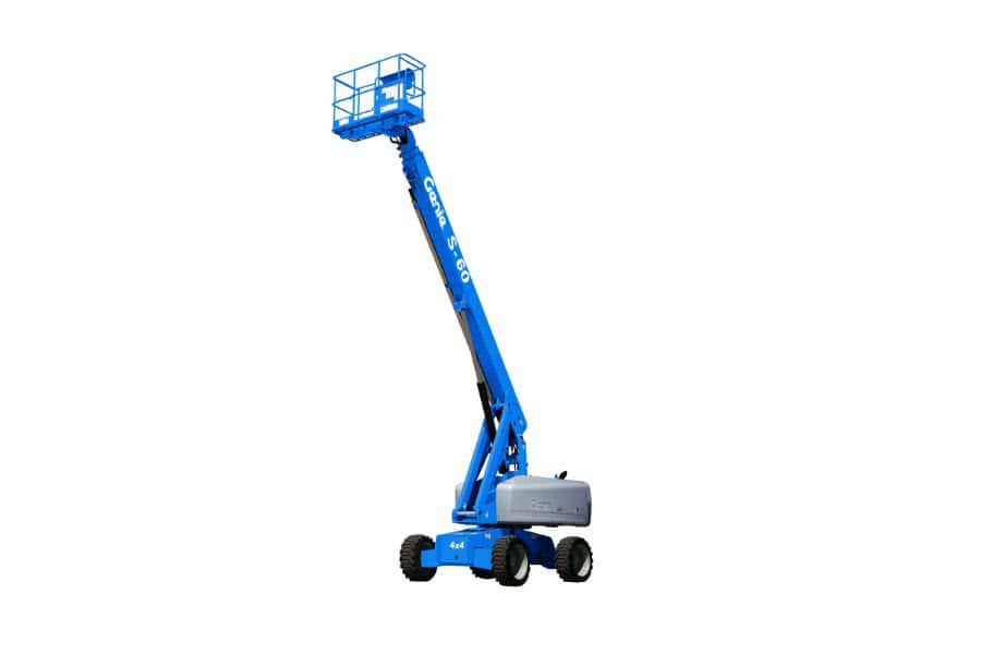 60 ft, Diesel, Telescopic Boom Lift For Sale