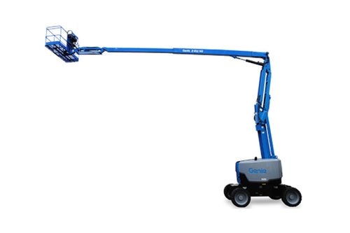 62 ft, Diesel, Articulating Boom Lift For Rent