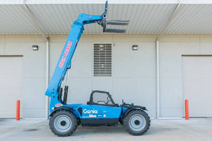 36 ft, 6,000 lb, Diesel, Telehandler For Rent