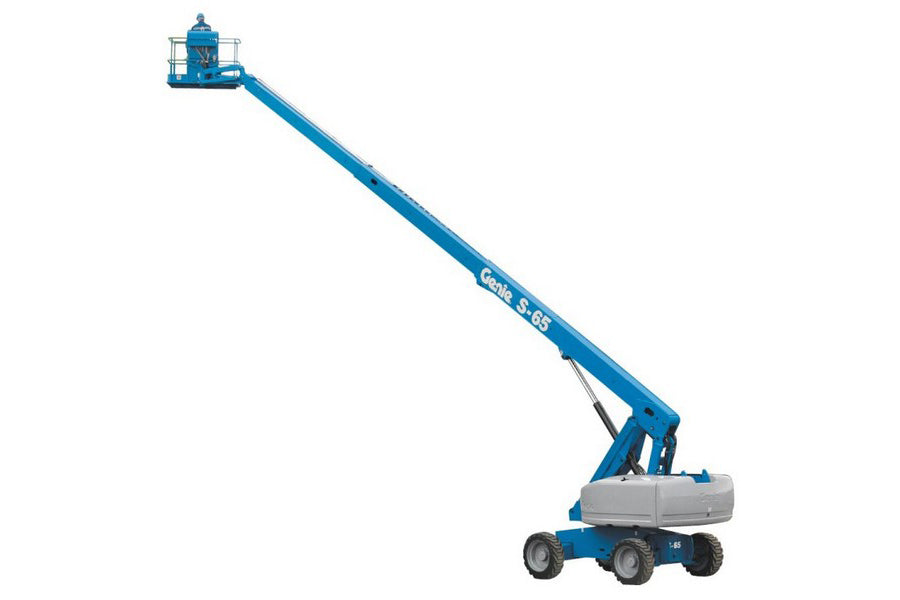 65 ft, Diesel, Telescopic Boom Lift For Rent