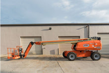 Load image into Gallery viewer, 65 ft, Gas/Diesel, Dual Fuel, Telescopic Boom Lift For Rent