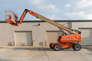 65 ft, Gas/Diesel, Dual Fuel, Telescopic Boom Lift For Rent