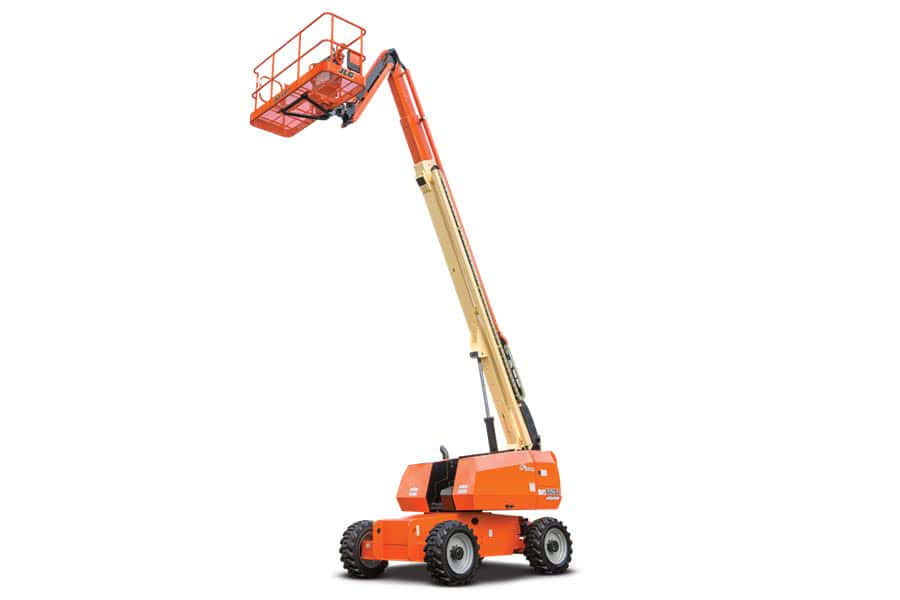 65 ft,  Gas/Diesel, Dual Fuel, Telescopic Boom Lift For Sale