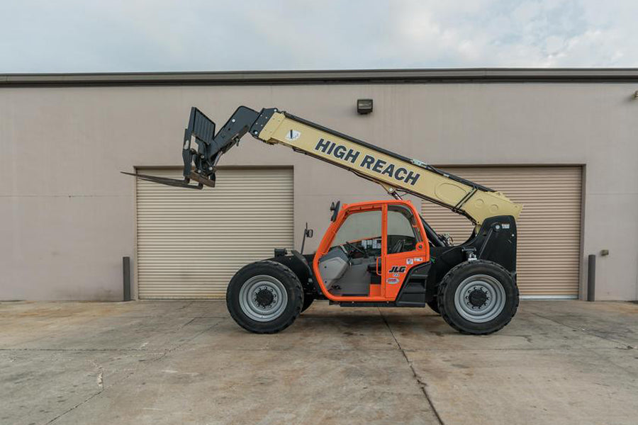 42 ft, 7,000 lb, Diesel, Telehandler For Rent