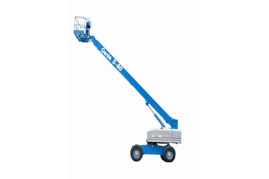 80 ft, Diesel, Telescopic Boom Lift For Sale