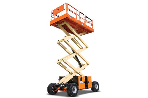 33 ft, Diesel, Scissor Lift For Sale