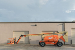 80 ft, Diesel, Articulating Boom Lift For Rent