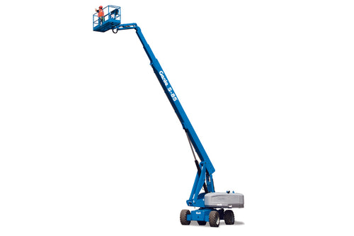 85 ft, Diesel, Telescopic Boom Lift For Rent