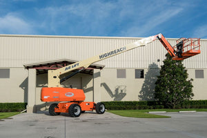 86 ft, Diesel, Telescopic Boom Lift For Rent