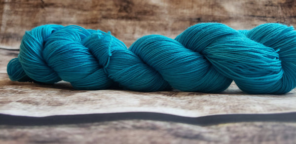 Cerulean City | Hand Dyed  Yarn | Pokemon Inspired Yarn