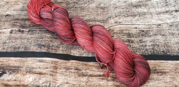 The Red Wedding | Hand Dyed Yarn | Game of Thrones Inspired Yarn