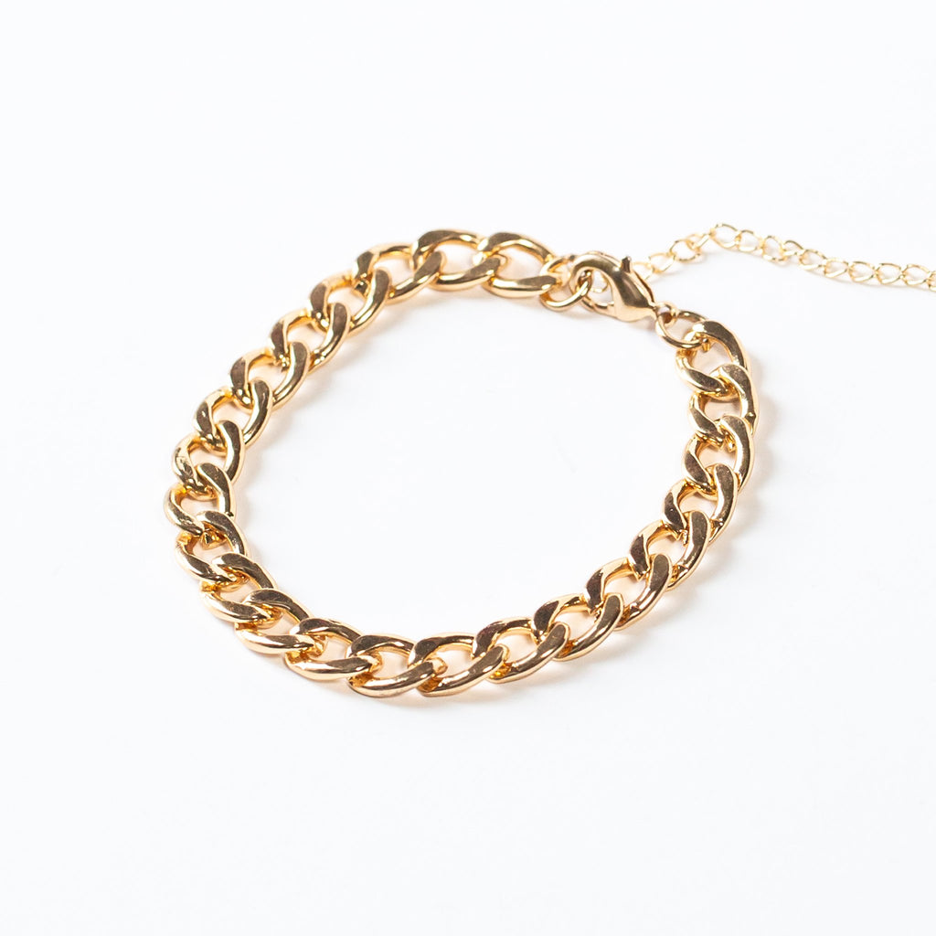 Layering Bracelet - CHUNKY CHAIN
